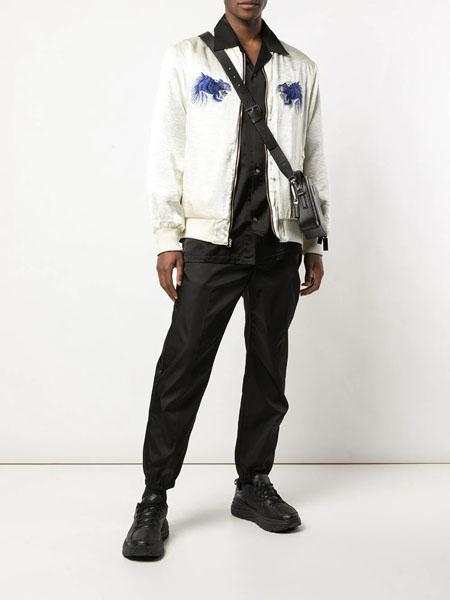 A LeFRUDE E国际品牌时尚休闲夹克衫