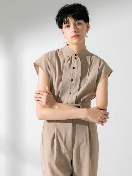 UNITED TOKYO国际品牌复古连体裤