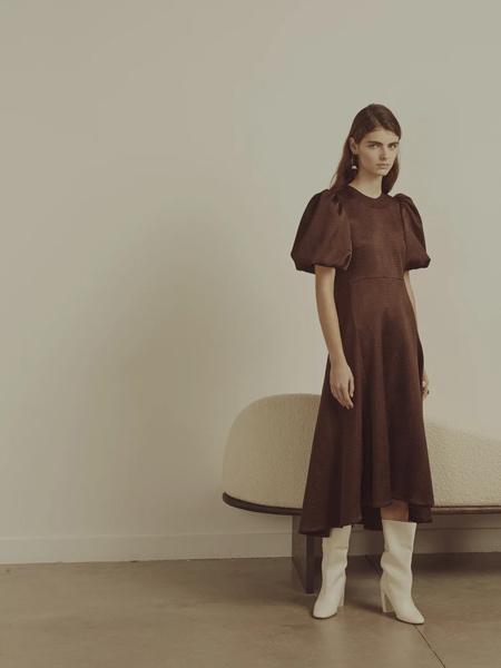Eudon Choi国际品牌品牌时尚知性连衣裙