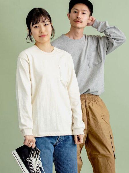SHIPS国际品牌纯色加绒圆领卫衣