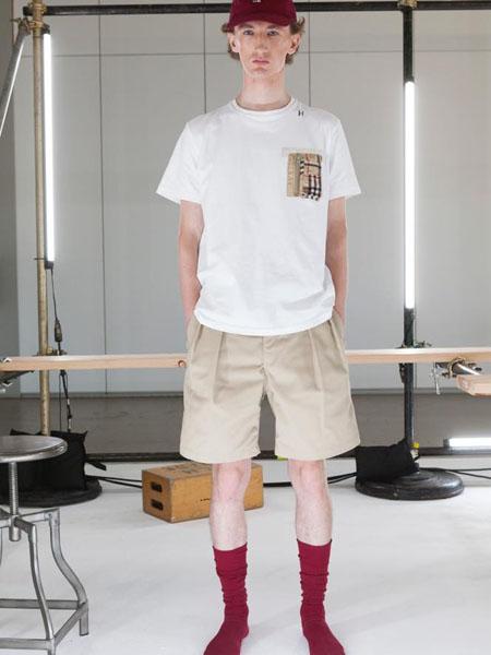 HBNS国际品牌纯棉T恤