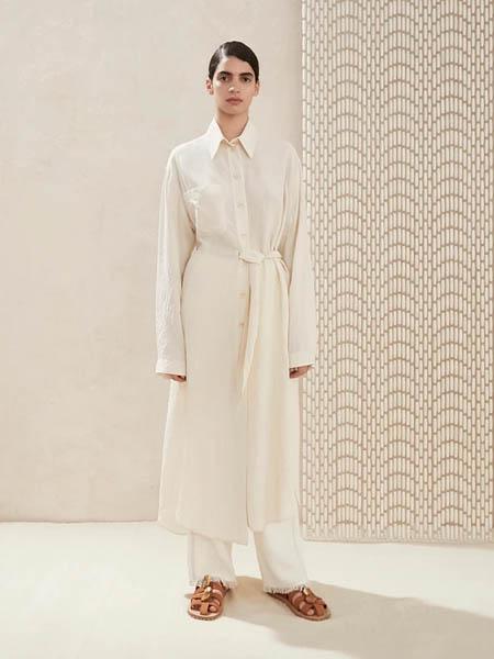 Nanushka国际品牌长款收腰连体衣