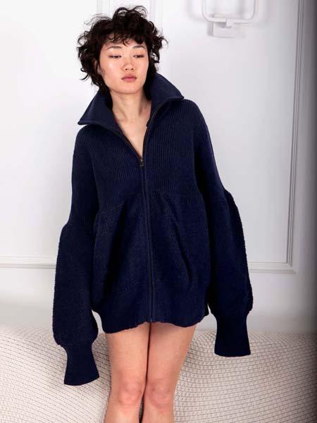 sirloinweb国际品牌夸张个性宽松外套