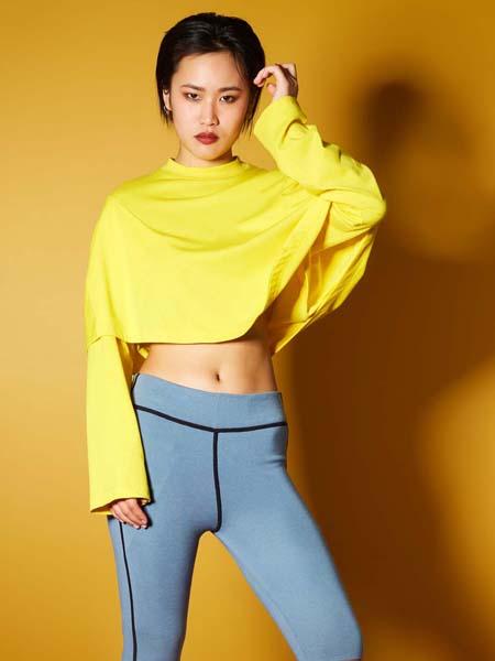 sirloinweb国际品牌露脐长袖