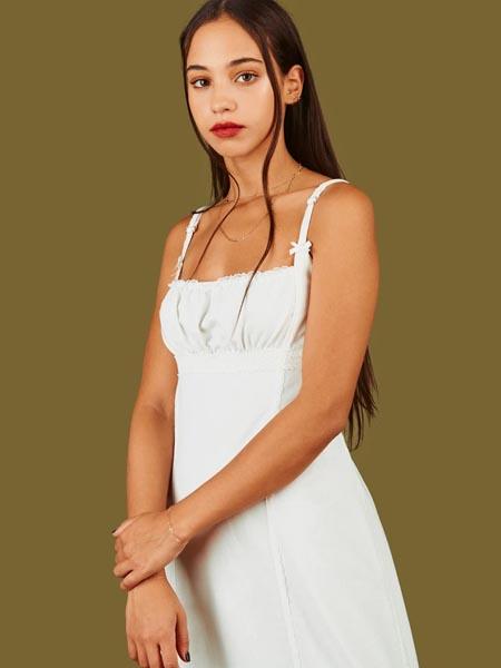 unif国际品牌品牌修身睡衣吊带