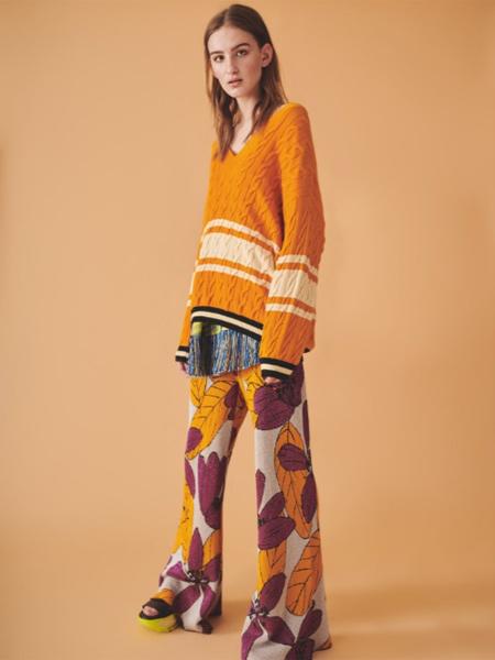 Jucca国际品牌宽松针织衫上衣