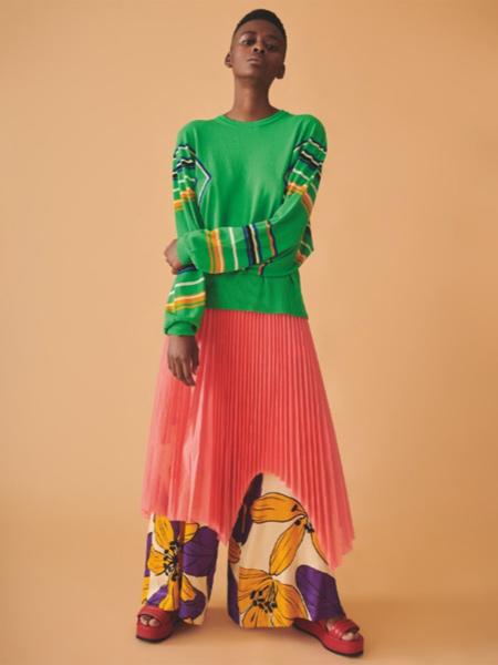 Jucca国际品牌纯棉长袖卫衣