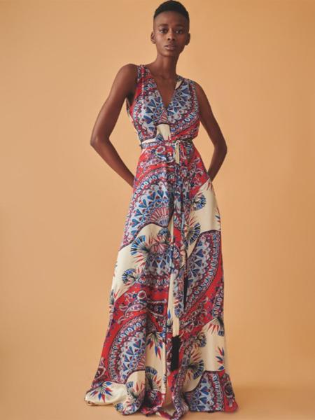 Jucca国际品牌时尚背心连衣裙