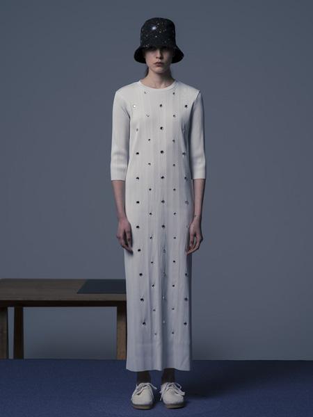 NEON SIGN国际品牌品牌纯棉宽松条纹长袖