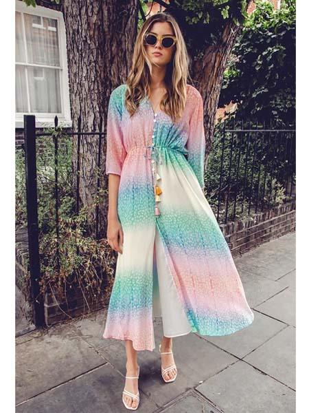 Athena Procopiou���H品牌品牌2020春夏�r尚��松�B衣裙