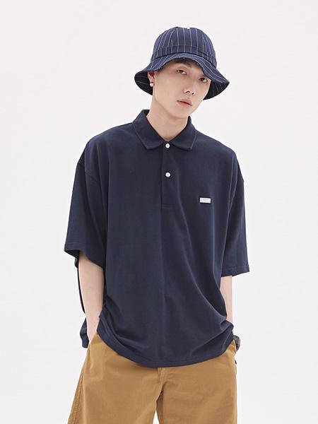VIISHOW男装品牌2020春夏新款POLO衫男 潮牌男士短袖T恤半袖打底衫情侣装