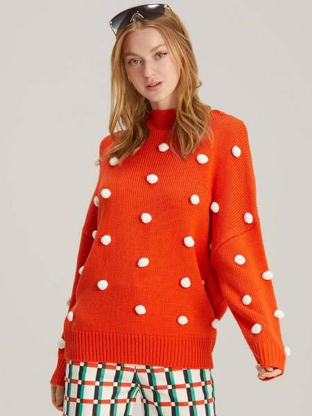 Jaspal国际品牌品牌2020春夏针织衫毛衣