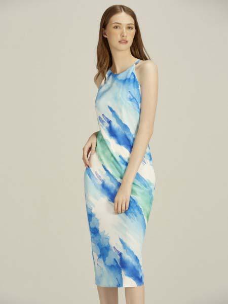 Jaspal国际品牌品牌2020春夏时尚知性修身吊带衫