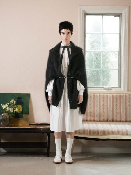 FUMIE TANAKA国际品牌时尚休闲气质外套
