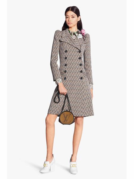 路易威登国际品牌品牌2020春夏时尚知性气质外套