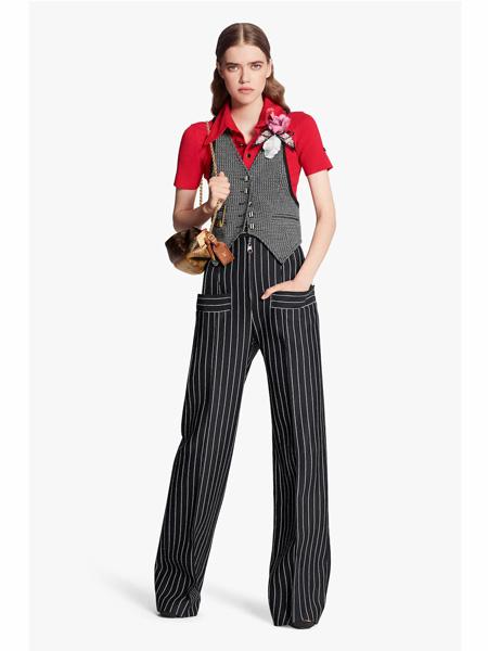 路易威登国际品牌品牌2020春夏时尚衬衫短袖