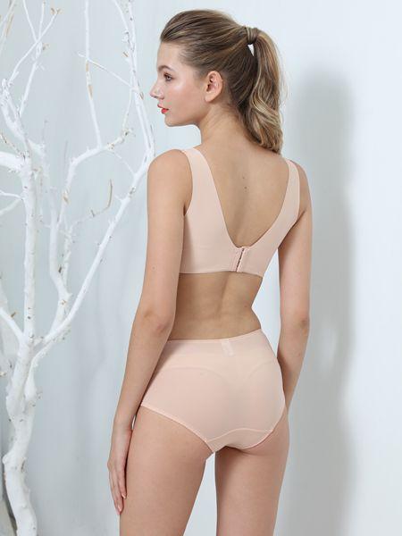 贝秀妮内衣品牌2020春夏美背肤色内衣套装