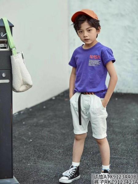 武汉童优会品牌折扣童装批发童装品牌2021春夏新品