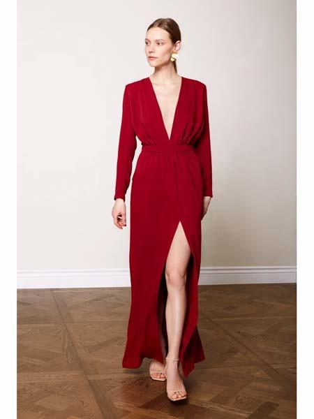 Undress国际品牌品牌2020春夏时尚酒会晚礼服