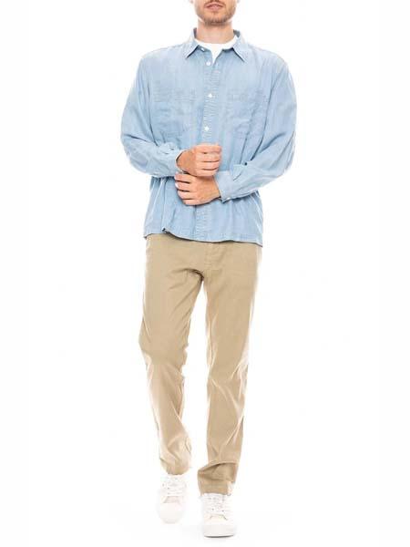 Ron Herman国际品牌2020春夏时尚复古简约衬衫