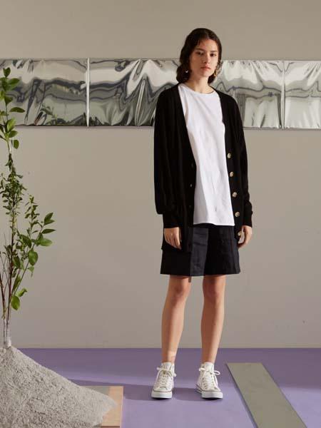 Allumer国际品牌2020春夏休闲开衫外套