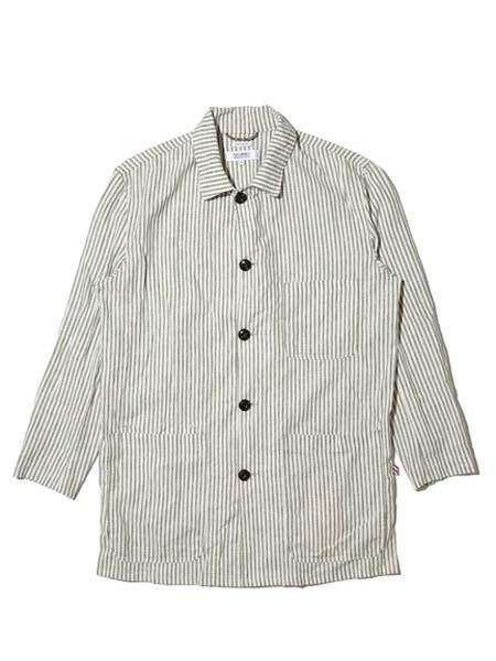 Freemans Sporting Club国际品牌品牌2020春夏时尚复古衬衫长袖