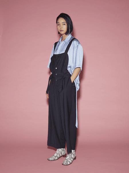 Viviano Sue国际品牌2020春夏休闲背带裤