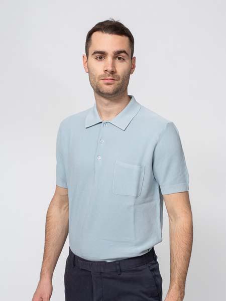 retro国际品牌2020春夏针织男士polo衫短袖