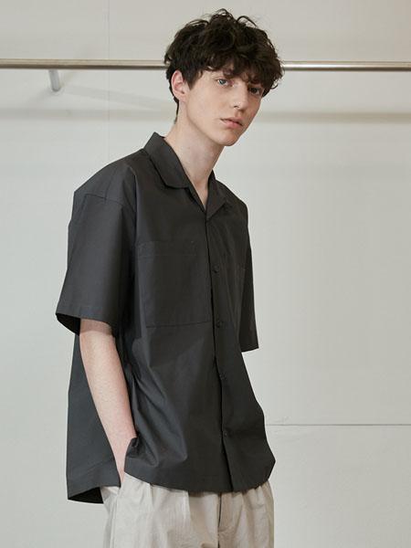Horlisun国际品牌2020春夏显瘦棉麻衬衫短袖