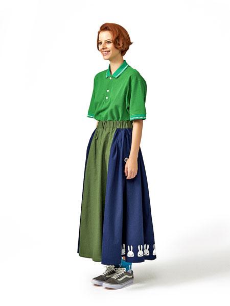 CUNE国际品牌品牌2020春夏纯棉polo衫短袖