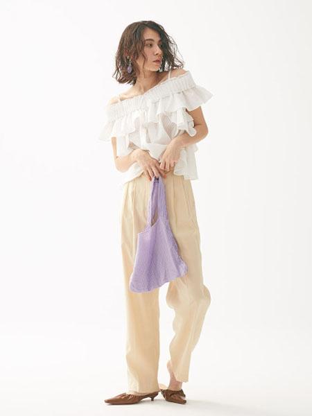 usagi-online国际品牌品牌2020春夏知性衬衫上衣