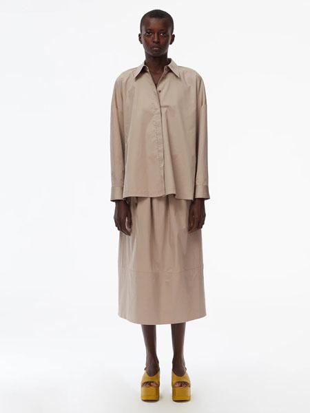 Tibi国际品牌品牌2020春夏复古知性西装外套