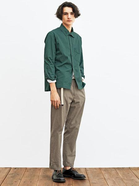Margaret Howell国际品牌棉麻复古衬衫