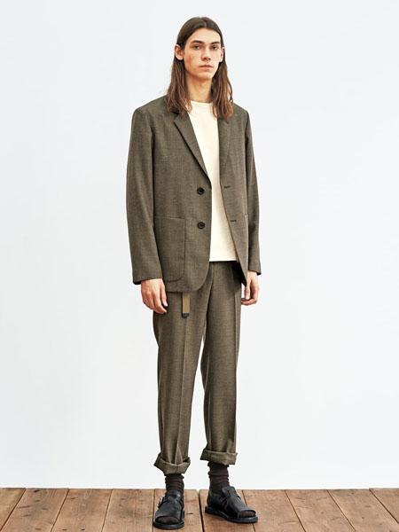 Margaret Howell国际品牌复古知性西装套装