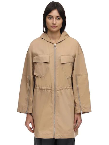 Marco de Vincenzo国际品牌时尚知性风衣外套
