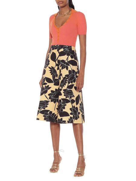 Jacquemus国际品牌2020春夏修身v领针织短袖
