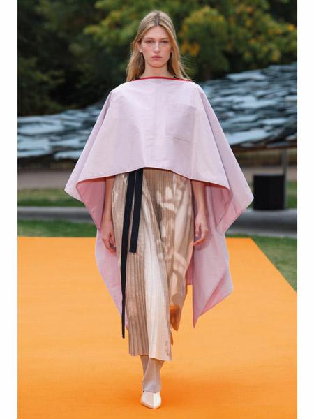 Roksanda Ilincic国际品牌2020春夏个性衬衣上衣