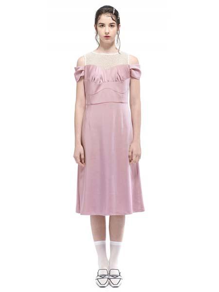 LABRIELLS国际品牌品牌时尚气质连衣裙