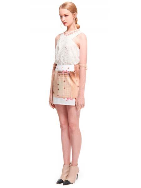 LABRIELLS国际品牌品牌时尚甜美套装裙两件套