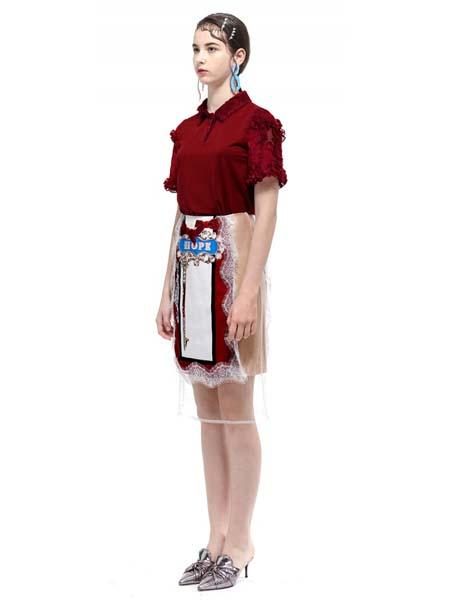 LABRIELLS国际品牌品牌时尚气质两件套套装裙