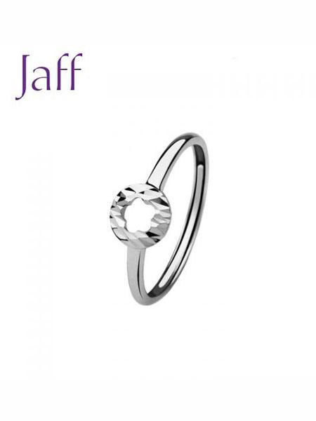 jaff国际品牌品牌钻石戒指钻石情侣戒指 亲密爱人