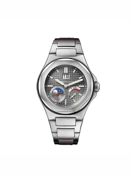 Girard-Perregaux国际品牌2020春夏石英表钢带皮带防水腕表银色壳白面钢带