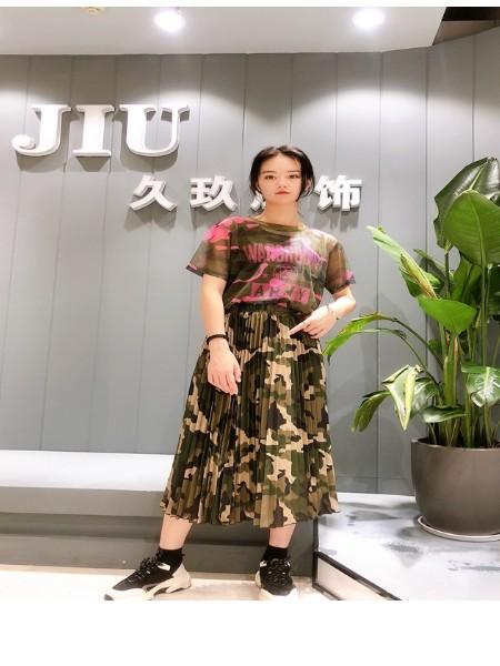 久玖服饰女装品牌2020春夏新品