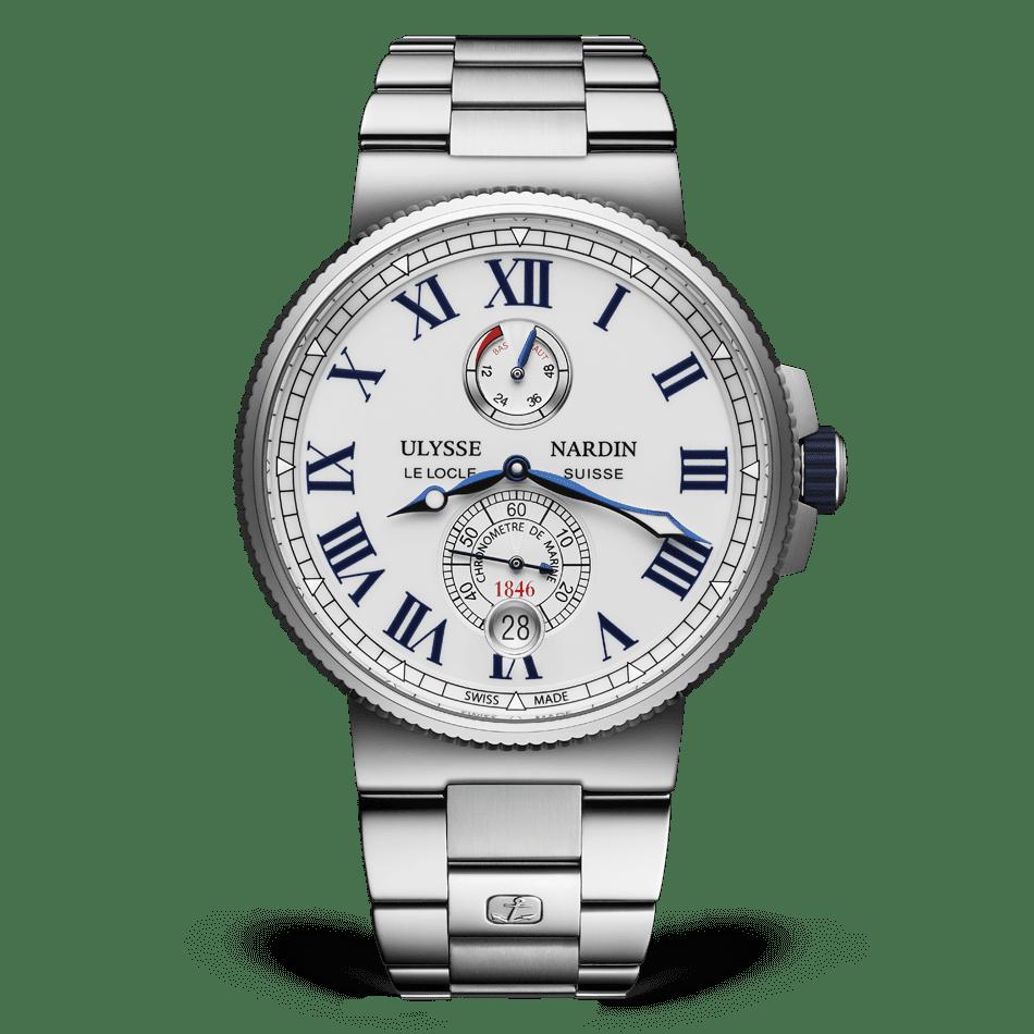 Ulysse Nardin国际品牌品牌男士手表机械表全自动潮流商务防水男表