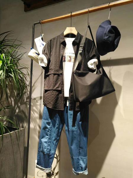 99CM男装品牌2020春夏薄款外套