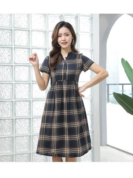 惠之良品女装品牌2020春夏新品