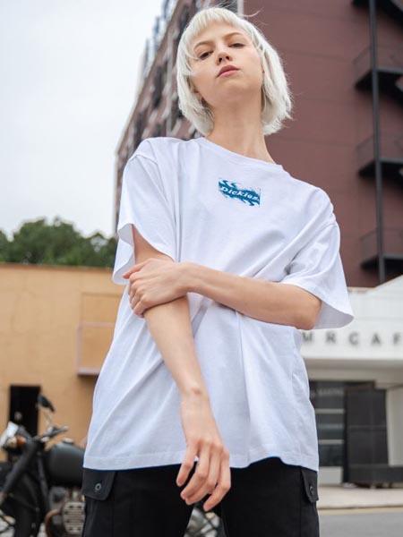 Dickies国际品牌2020春夏纯棉圆领短袖