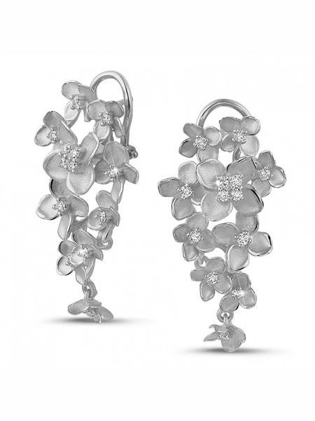 BAUNAT国际品牌纯银气质耳环简约设计感耳饰