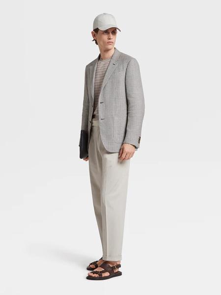 Z Z egna国际品牌职场商务白领西装套装