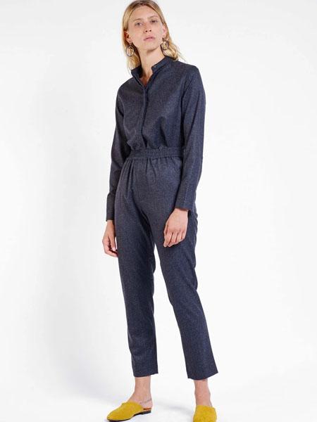 harmony国际品牌品牌时尚个性连体裤
